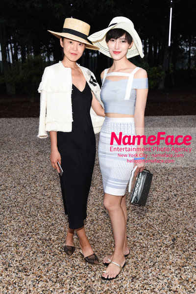NY: 23rd Annual Watermill Center Summer Benefit & Auction Guest - NameFace Photo Agency New York City - hello@nameface.com - nameface.com - Photo by Steve Eichner