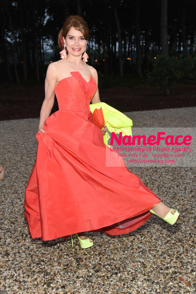 NY: 23rd Annual Watermill Center Summer Benefit & Auction Jean Shafiroff - NameFace Photo Agency New York City - hello@nameface.com - nameface.com - Photo by Steve Eichner