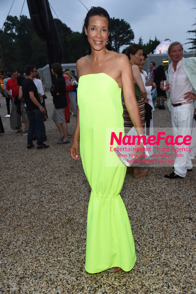 NY: 23rd Annual Watermill Center Summer Benefit & Auction Kim Heirston Evans - NameFace Photo Agency New York City - hello@nameface.com - nameface.com - Photo by Steve Eichner