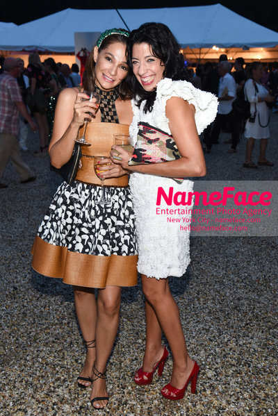 NY: 23rd Annual Watermill Center Summer Benefit & Auction Lisa Anastos - NameFace Photo Agency New York City - hello@nameface.com - nameface.com - Photo by Steve Eichner