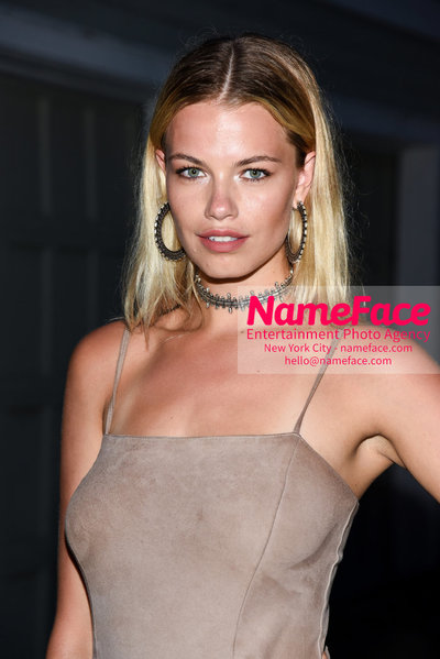 NY: 23rd Annual Watermill Center Summer Benefit & Auction Hailey Clauson - NameFace Photo Agency New York City - hello@nameface.com - nameface.com - Photo by Steve Eichner