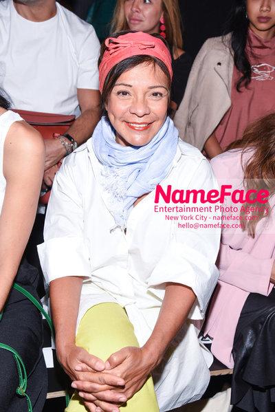NY: Artistix Front Row -  New York Fashion Week Spring Summer 2017 Maribel Lieberman - NameFace Photo Agency New York City - hello@nameface.com - nameface.com - Photo by Steve Eichner