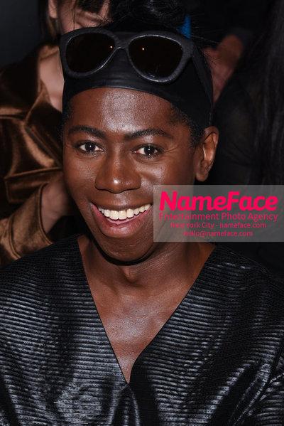 NY: Artistix Front Row -  New York Fashion Week Spring Summer 2017 Ms J. Alexander - NameFace Photo Agency New York City - hello@nameface.com - nameface.com - Photo by Steve Eichner