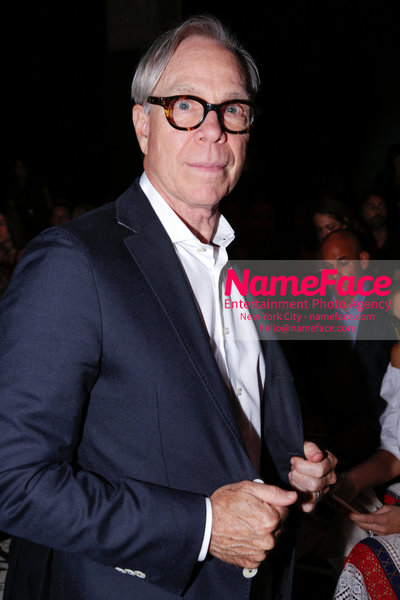 NY: Artistix Front Row -  New York Fashion Week Spring Summer 2017 Tommy Hilfiger - NameFace Photo Agency New York City - hello@nameface.com - nameface.com - Photo by Steve Eichner