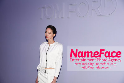 Tom Ford Womens - Runway Show FW18 Janine Chang - NameFace Photo Agency New York City - hello@nameface.com - nameface.com - Photo by Steve Eichner