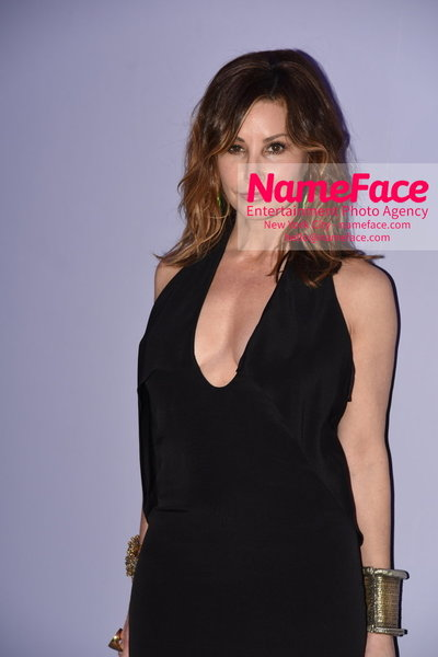Tom Ford Womens - Runway Show FW18 Gina Gershon - NameFace Photo Agency New York City - hello@nameface.com - nameface.com - Photo by Steve Eichner