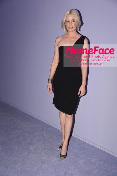 Tom Ford Womens - Runway Show FW18 Elizabeth Banks - NameFace Photo Agency New York City - hello@nameface.com - nameface.com - Photo by Steve Eichner
