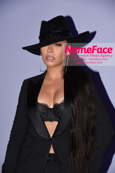 Tom Ford Womens - Runway Show FW18 La La Anthony - NameFace Photo Agency New York City - hello@nameface.com - nameface.com - Photo by Steve Eichner