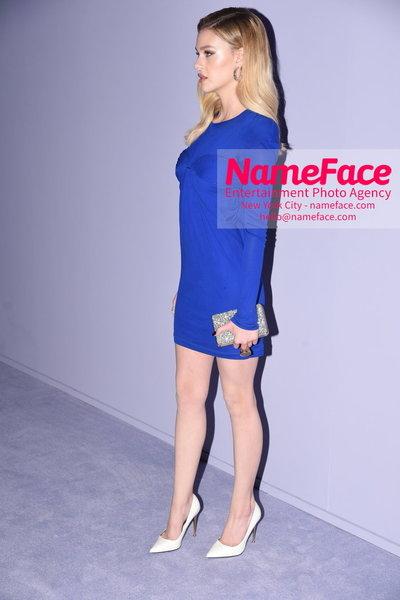 Tom Ford Womens - Runway Show FW18 Nicola Peltz - NameFace Photo Agency New York City - hello@nameface.com - nameface.com - Photo by Steve Eichner
