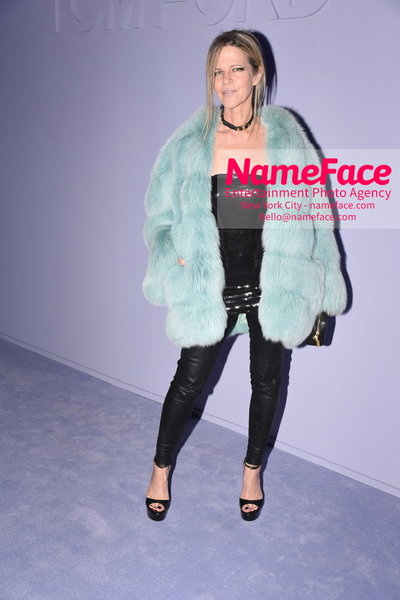 Tom Ford Womens - Runway Show FW18 Yvonne Force Villareal - NameFace Photo Agency New York City - hello@nameface.com - nameface.com - Photo by Steve Eichner