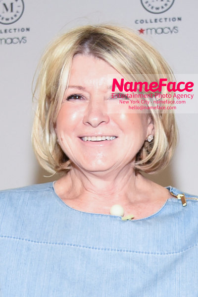 Floral Demonstration With Martha Stewart Martha Stewart - NameFace Photo Agency New York City - hello@nameface.com - nameface.com - Photo by Daniela Kirsch