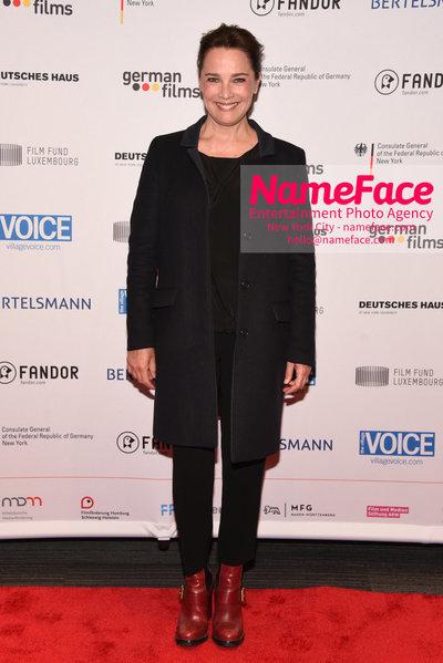 KINO!2018 Festival of German Films at the Landmark Desiree Nosbusch - NameFace Photo Agency New York City - hello@nameface.com - nameface.com - Photo by Daniela Kirsch