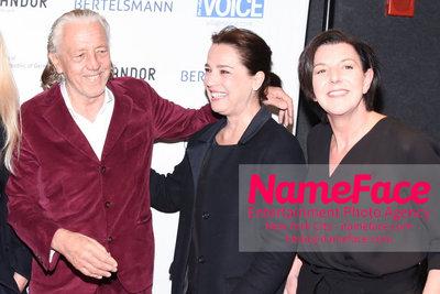 KINO!2018 Festival of German Films at the Landmark Charles Schumann, Desiree Nosbusch and Lisa Blumenberg - NameFace Photo Agency New York City - hello@nameface.com - nameface.com - Photo by Daniela Kirsch