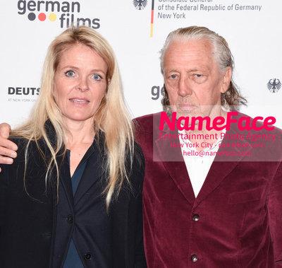 KINO!2018 Festival of German Films at the Landmark Marieke Schroeder and Charles Schumann - NameFace Photo Agency New York City - hello@nameface.com - nameface.com - Photo by Daniela Kirsch