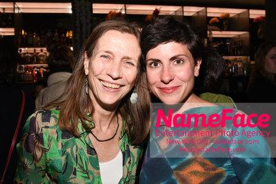 KINO!2018 Festival of German Films at the Landmark Mariette Rissenbeek and Helena Wittmann - NameFace Photo Agency New York City - hello@nameface.com - nameface.com - Photo by Daniela Kirsch