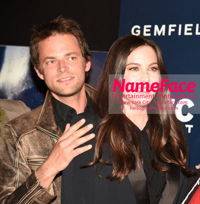 The Cinema Society and Gemfields host a screening of IFC Midnights Wildling Fritz Boehm and Liv Tyler - NameFace Photo Agency New York City - hello@nameface.com - nameface.com - Photo by Daniela Kirsch