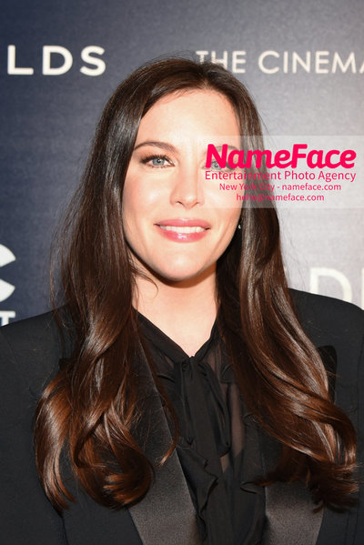 The Cinema Society and Gemfields host a screening of IFC Midnights Wildling Liv Tyler - NameFace Photo Agency New York City - hello@nameface.com - nameface.com - Photo by Daniela Kirsch