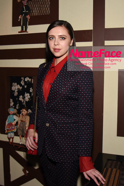 The Cinema Society and Gemfields host a screening of IFC Midnights Wildling - After Party Bel Powley - NameFace Photo Agency New York City - hello@nameface.com - nameface.com - Photo by Daniela Kirsch