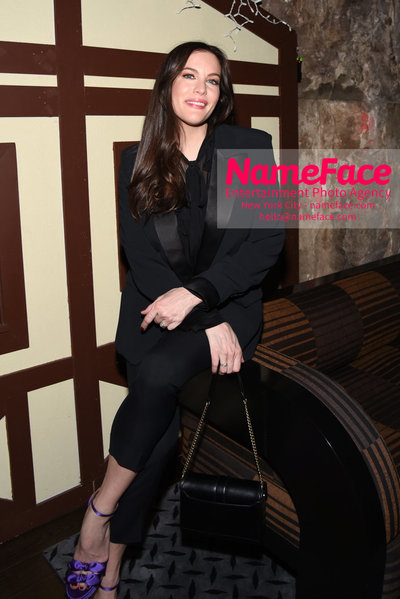 The Cinema Society and Gemfields host a screening of IFC Midnights Wildling - After Party Liv Tyler - NameFace Photo Agency New York City - hello@nameface.com - nameface.com - Photo by Daniela Kirsch
