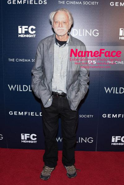 The Cinema Society and Gemfields host a screening of IFC Midnights Wildling Brad Dourif - NameFace Photo Agency New York City - hello@nameface.com - nameface.com - Photo by Daniela Kirsch