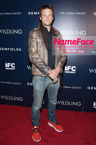The Cinema Society and Gemfields host a screening of IFC Midnights Wildling Fritz Boehm - NameFace Photo Agency New York City - hello@nameface.com - nameface.com - Photo by Daniela Kirsch