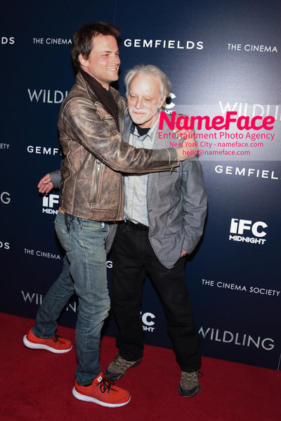 The Cinema Society and Gemfields host a screening of IFC Midnights Wildling Fritz Boehm and Brad Dourif - NameFace Photo Agency New York City - hello@nameface.com - nameface.com - Photo by Daniela Kirsch