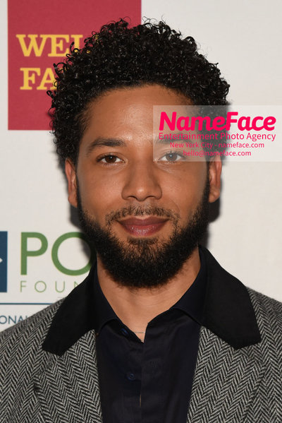 Point Foundation Hosts Annual Point Honors New York Gala Celebrating The Accomplishments Of LGBTQ Students Jussie Smollett - NameFace Photo Agency New York City - hello@nameface.com - nameface.com - Photo by Daniela Kirsch