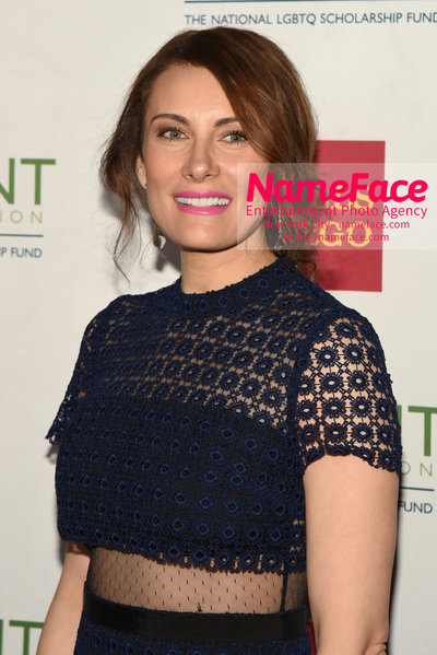 Point Foundation Hosts Annual Point Honors New York Gala Celebrating The Accomplishments Of LGBTQ Students Laura Benanti - NameFace Photo Agency New York City - hello@nameface.com - nameface.com - Photo by Daniela Kirsch
