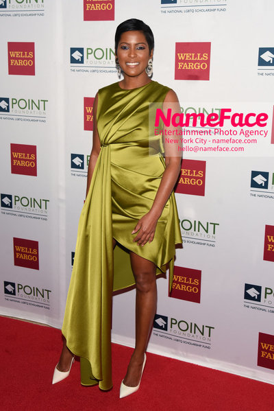 Point Foundation Hosts Annual Point Honors New York Gala Celebrating The Accomplishments Of LGBTQ Students Tamron Hall - NameFace Photo Agency New York City - hello@nameface.com - nameface.com - Photo by Daniela Kirsch