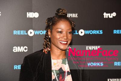 REEL WORKS BENEFIT GALA 2018 Yolonda Ross - NameFace Photo Agency New York City - hello@nameface.com - nameface.com - Photo by Daniela Kirsch