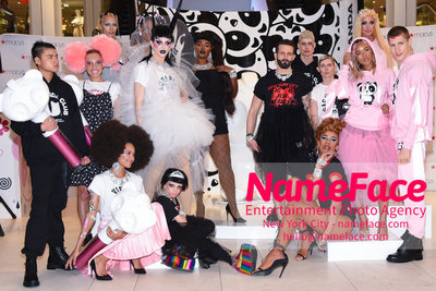 Macys Herald Square Hosts The Nicopanda Ball In Celebration Of Collection Launch Atmosphere - NameFace Photo Agency New York City - hello@nameface.com - nameface.com - Photo by Daniela Kirsch