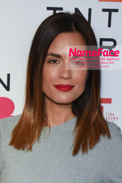 9th Annual Women in the World Summit, Arrivals Torrey DeVitto - NameFace Photo Agency New York City - hello@nameface.com - nameface.com - Photo by Daniela Kirsch