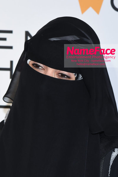 9th Annual Women in the World Summit, Arrivals Bushra Aldukhainah - NameFace Photo Agency New York City - hello@nameface.com - nameface.com - Photo by Daniela Kirsch
