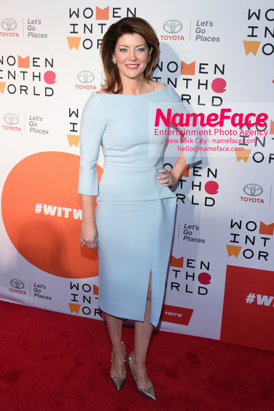 9th Annual Women in the World Summit, Arrivals Guest - NameFace Photo Agency New York City - hello@nameface.com - nameface.com - Photo by Daniela Kirsch