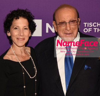 NYU Tisch School of the Arts 2018 Gala Guest and Clive Davis - NameFace Photo Agency New York City - hello@nameface.com - nameface.com - Photo by Daniela Kirsch