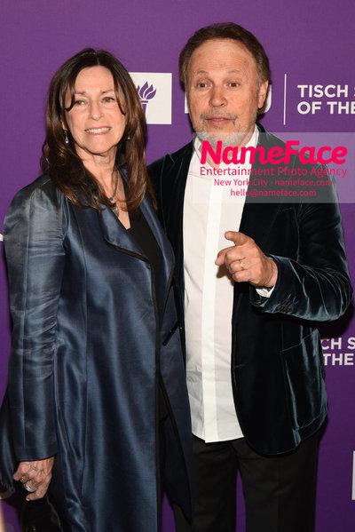 NYU Tisch School of the Arts 2018 Gala Janice Crystal and Billy Crystal - NameFace Photo Agency New York City - hello@nameface.com - nameface.com - Photo by Daniela Kirsch