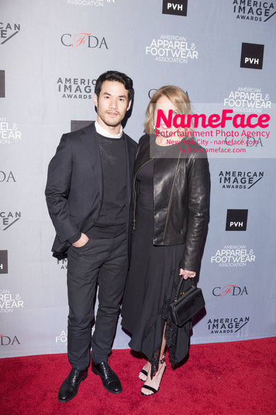 2O18 AAFA AMERICAN IMAGE AWARDS American Apparel & Footwear Associations 40th Annual American lmage Awards Joseph Altuzarra and Katie Couric - NameFace Photo Agency New York City - hello@nameface.com - nameface.com - Photo by