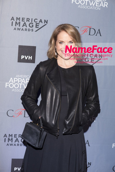 2O18 AAFA AMERICAN IMAGE AWARDS American Apparel & Footwear Associations 40th Annual American lmage Awards Katie Couric - NameFace Photo Agency New York City - hello@nameface.com - nameface.com - Photo by