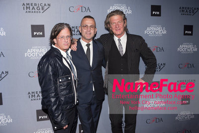 2O18 AAFA AMERICAN IMAGE AWARDS American Apparel & Footwear Associations 40th Annual American lmage Awards John Frierson, Steven Kolb and Nick Graham - NameFace Photo Agency New York City - hello@nameface.com - nameface.com - Photo by
