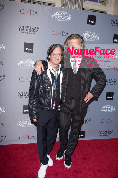 2O18 AAFA AMERICAN IMAGE AWARDS American Apparel & Footwear Associations 40th Annual American lmage Awards John Frierson and Nick Graham - NameFace Photo Agency New York City - hello@nameface.com - nameface.com - Photo by