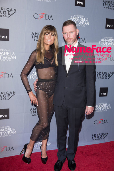 2O18 AAFA AMERICAN IMAGE AWARDS American Apparel & Footwear Associations 40th Annual American lmage Awards Ruthie Davis and Douglas Hand - NameFace Photo Agency New York City - hello@nameface.com - nameface.com - Photo by