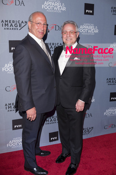 2O18 AAFA AMERICAN IMAGE AWARDS American Apparel & Footwear Associations 40th Annual American lmage Awards Alex Del Cielo and Rick Helfenbein - NameFace Photo Agency New York City - hello@nameface.com - nameface.com - Photo by