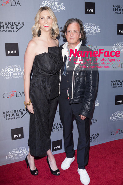 2O18 AAFA AMERICAN IMAGE AWARDS American Apparel & Footwear Associations 40th Annual American lmage Awards Allison Samek and John Frierson - NameFace Photo Agency New York City - hello@nameface.com - nameface.com - Photo by