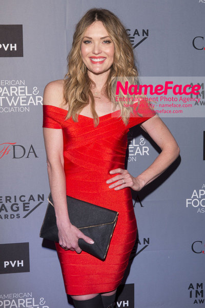 2O18 AAFA AMERICAN IMAGE AWARDS American Apparel & Footwear Associations 40th Annual American lmage Awards Amy Purdy - NameFace Photo Agency New York City - hello@nameface.com - nameface.com - Photo by