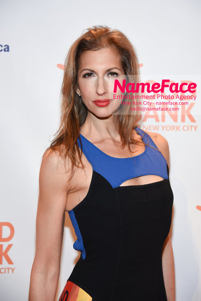 Food Bank For New York City's Can Do Awards Dinner - Arrivals Alysia Reiner - NameFace Photo Agency New York City - hello@nameface.com - nameface.com - Photo by Daniela Kirsch