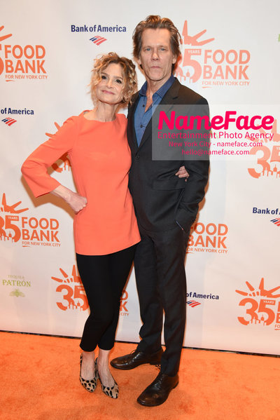 Food Bank For New York City's Can Do Awards Dinner - Arrivals Kyra Sedgwick and Kyra Sedgwick - NameFace Photo Agency New York City - hello@nameface.com - nameface.com - Photo by Daniela Kirsch
