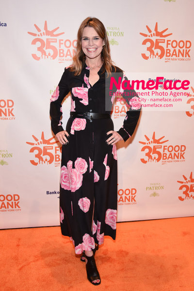 Food Bank For New York City's Can Do Awards Dinner - Arrivals Savannah Guthrie - NameFace Photo Agency New York City - hello@nameface.com - nameface.com - Photo by Daniela Kirsch
