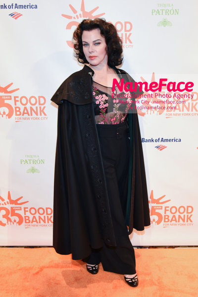 Food Bank For New York City's Can Do Awards Dinner - Arrivals Debi Mazar - NameFace Photo Agency New York City - hello@nameface.com - nameface.com - Photo by Daniela Kirsch