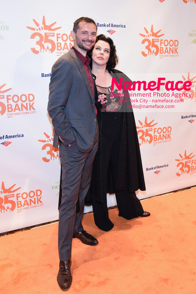 Food Bank For New York City's Can Do Awards Dinner - Arrivals Gabriele Corcos and Debi Mazar - NameFace Photo Agency New York City - hello@nameface.com - nameface.com - Photo by Daniela Kirsch