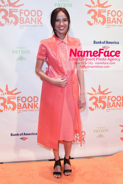 Food Bank For New York City's Can Do Awards Dinner - Arrivals Kelsey Chow - NameFace Photo Agency New York City - hello@nameface.com - nameface.com - Photo by Daniela Kirsch